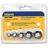 Irwin Bolt Grip Fastener Remover Expansion Set IRW10504635