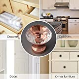 ethic Crystal Glass Door Knobs 10PCS 30mm Clear Diamond Cut Cupboard Handle Drawer Pull Handle with Screw Modern Minimalist Cabinet Handle