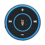 kingko® Wireless Bluetooth 3.5mm Audio Stereo Adapter Auto AUX Heim Music Receiver Dongle (Blau)