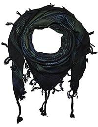 Superfreak® Palituch mit Sterne-Muster groß & klein°PLO Schal°100x100 cm°Pali Palästinenser Arafat Tuch°100% Baumwolle – alle Farben!!!