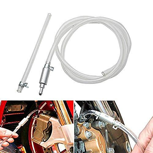 Maso, tubo di spurgo dei freni, strumento di spurgo idraulico, valvola unidirezionale, per auto, moto, bici e frizio