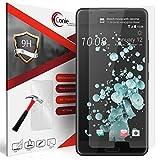 Conie 9H728 9H Panzerfolie Kompatibel mit HTC U Ultra, Panzerglas Glasfolie 9H Anti Öl Anti Fingerprint Schutzfolie für U Ultra Folie HD Clear