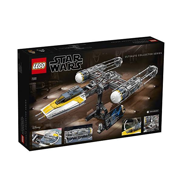 Lego Star Wars - Starfighter 3 spesavip
