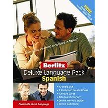 Spanish Berlitz Deluxe Language Pack