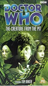 Doctor Who: The Creature From The Pit [VHS]