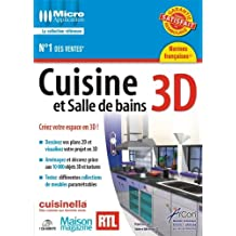 Cuisine et Salle de bain 3D