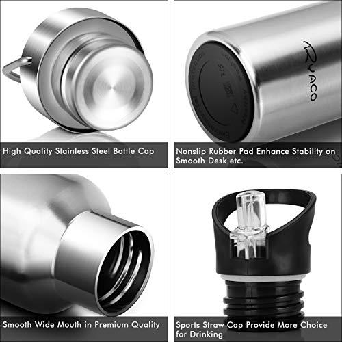 Zoom IMG-3 ryaco bottiglia termica per acqua
