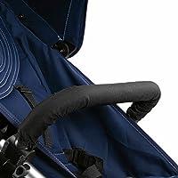 Chicco 6061760990000 Lite Way - Barrera protectora con gel, para silla de paseo, color antracita