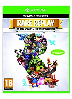 Rare Replay (B010CC9BGO) | Amazon price tracker / tracking, Amazon price history charts, Amazon price watches, Amazon price drop alerts
