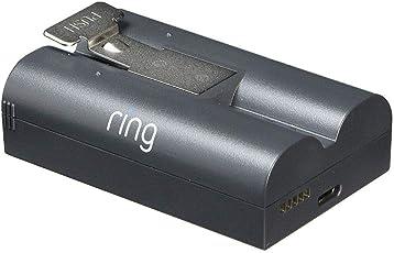 Ring Akku Batterie 8AB1S7-0EU0 wiederaufladbar für Video Spotlight Cam und Doorbell 2
