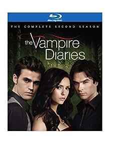 Vampire Diaries: Complete Second Season [Blu-ray] [Import anglais]