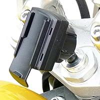 BuyBits estendibile 20,5 + 24,5 mm per stelo forcella moto, Supporto da auto per navigatore Garmin Dakota 20 10