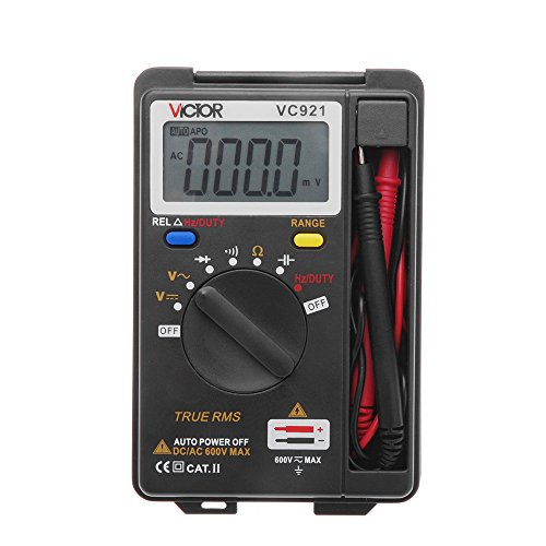 Preisvergleich Produktbild VICTOR VC921 Integrated Personal Handheld Pocket Mini Digital Multimeter Auto Range Data Hold Function by Victor
