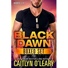 NAVY SEAL BOX SET - Black Dawn Books 1-3 (English Edition)