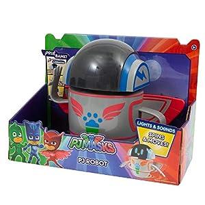 Giochi Preziosi PJ Masks - Robot de Cocina con Luces, Sonidos y Movimientos