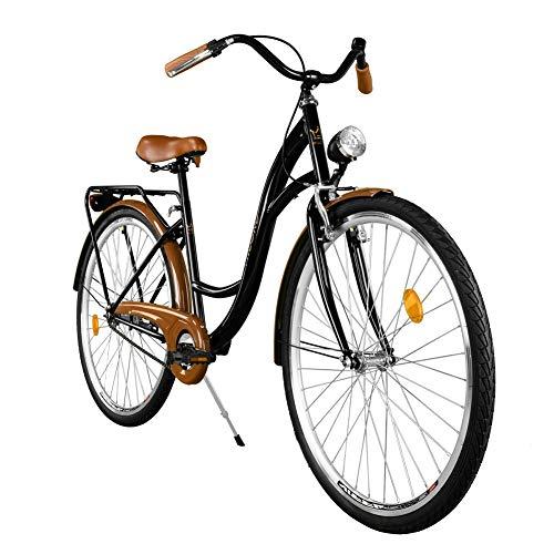 Milord. Cómoda Bicicleta de Ciudad