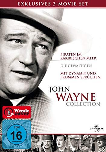 John Wayne Collection [3 DVDs] - Wayne Collection Western John