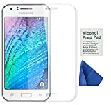 Shop Buzz Tempered Glass Screen Guard for Samsung Galaxy J7