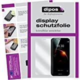 dipos I 2X Schutzfolie klar passend für Huawei G8 Folie Bildschirmschutzfolie