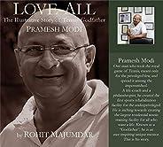 Love All - The Illustrative Story of Tennis Godfather Pramesh Modi