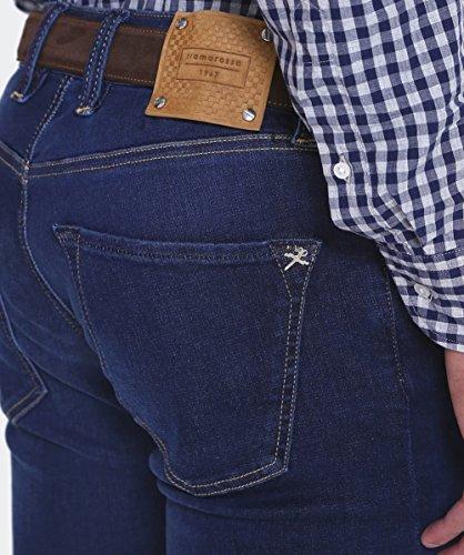 Tramarossa Hommes Slim Fit Jeans de Leonardo Bleu Bleu