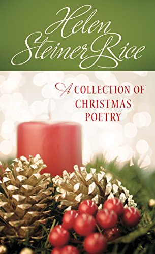 Helen Steiner Rice A Collection Of Christmas Poetry Value Books