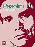Pasolini Collection Six Films - Pasolini Collection (Six Films) (7 Dvd) [Edizione: Regno Unito] [ITA]