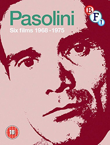 Bild von Pasolini Collection Six Films - Pasolini 6 Films (7 Blu-ray)