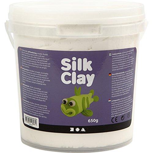 Silk Clay®, weiß,...
