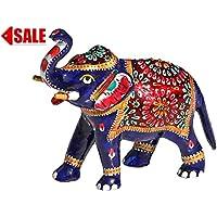 SouvNear Elefante Statua - 16.3 cm -