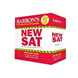 Barron's New SAT Flash Cards: 500 Flash Cards to Help You Earn a Higher Score on the New SAT