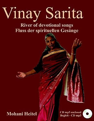 Vinay Sarita: Fluss der spirituellen Gesänge - River of devotional songs