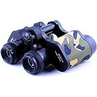 8X30 Prismáticos Militares De Alta Potencia Visión Nocturna De Alta Definición Gafas 1000 Veces Prismáticos Infrarrojos Concierto Adultos Observación de aves, Caza, Viajar, Vista, Escalada, Telescopio al aire libre XXPP