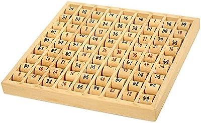 Legler - Tabla de multiplicar (a partir de 8 años)