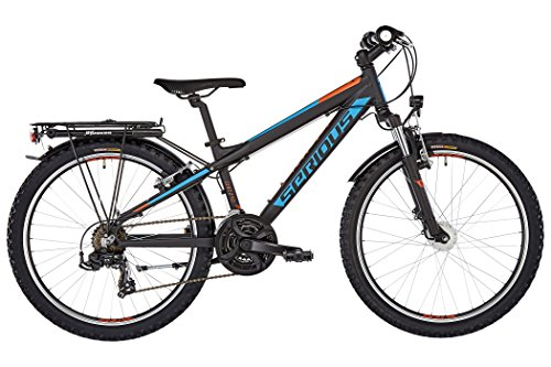 SERIOUS Dirt 240 Kids 33cm Black-Blue 2018 Kinderfahrrad