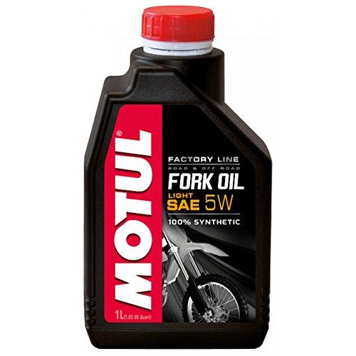 MOTUL - 105924 : Aceite de suspension FORK OIL FACTORY LINE LIGHT...