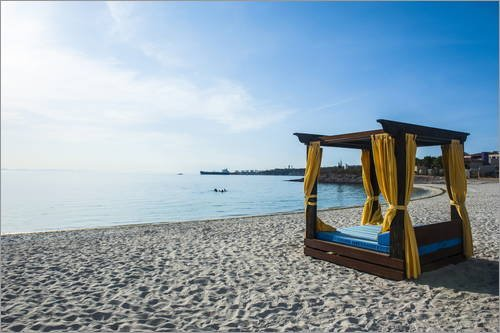 impression-sur-bois-120-x-80-cm-huge-double-bed-on-the-beach-of-playa-palmira-near-la-paz-baja-calif