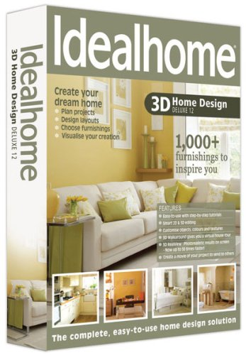Ideal Home 3D Home Design Deluxe 12 Test