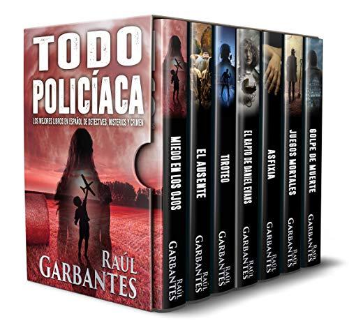 Todo Policíaca: Los mejores libros en español de detectives, misterios y crimen por Raúl Garbantes