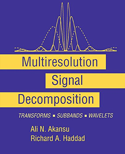 Multiresolution Signal Decomposition: Transforms, Subbands, and Wavelets (Telecommunications, a Book Series) (English Edition)