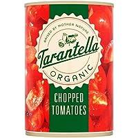 Tarantella orgánicos tomates picados 400 g