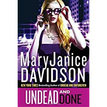 Undead and Done (Queen Betsy)