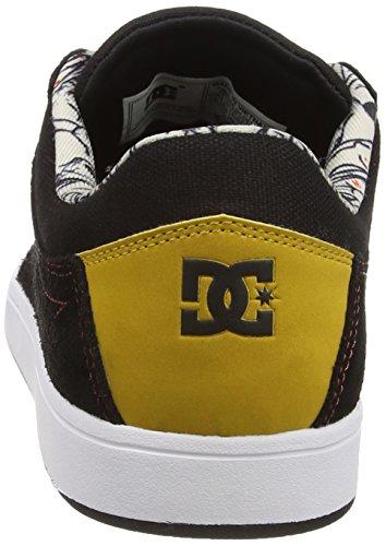 DC Shoes Crisis M Shoe, Baskets Basses Homme Noir - Schwarz (BT0)