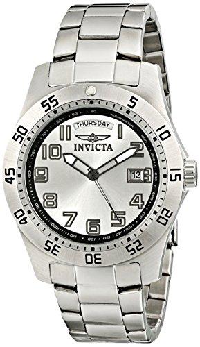 51ZJj4jpnXL - Invicta Pro Diver Silver Mens 5249S watch