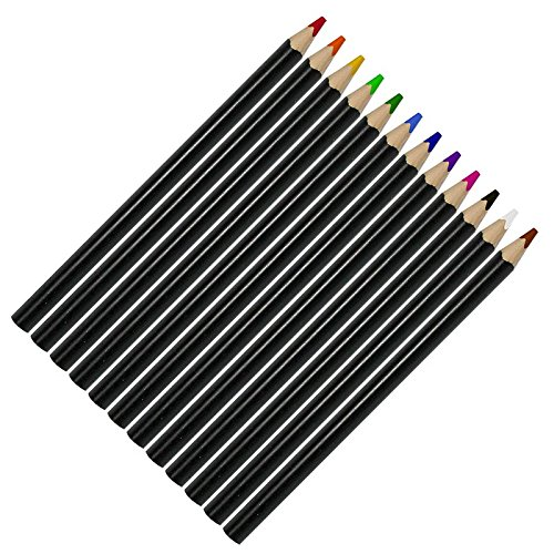 36 dicke Dreieck Buntstifte Buntstift Stifte Malstifte Holzstifte lackiert 17 cm