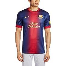 Nike Barcelona F.C. - Camiseta de fútbol para hombre, 2012-13, talla XXL