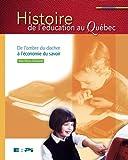 Histoire de l'Education au Quebec