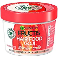 HAIR FOOD goji mascarilla reaviva brillo 390 ml