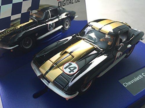 Carrera ' Digital 132 30689 Chevrolet Corvette Sting Ray No. 14 \