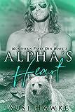 Alphas Heart: An M/M Shifter Mpreg Romance  (Northern Pines Den Book 1) (English Edition)